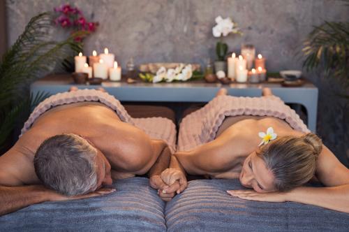 Couple Intimacy Massage